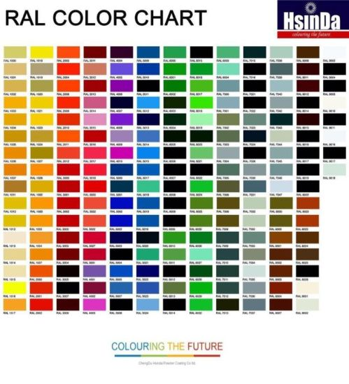 China Custom Ral Color Epoxy, Polyester, Epoxy Polyester Powder