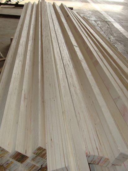 China Laminated Veneer Lumber Poplar Pine LVL for Pallet and Beam