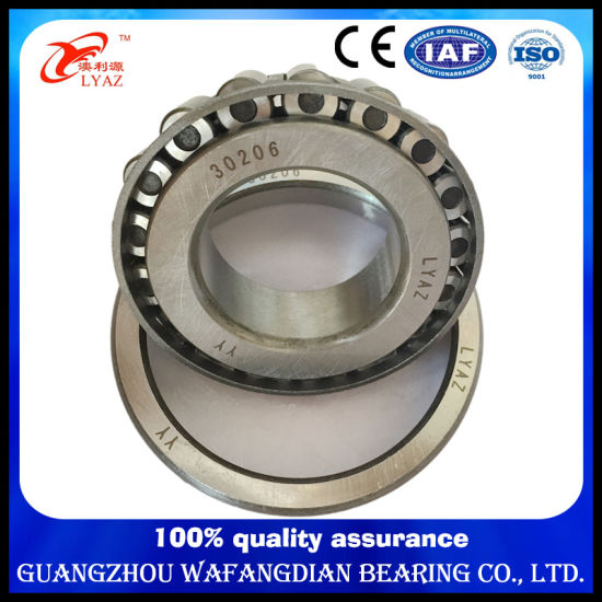 China Install Easily Turning Tapered Roller Bearing Size Chart