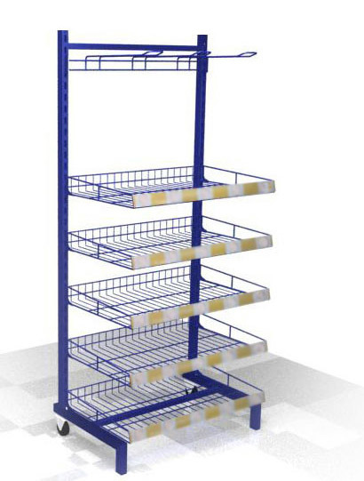 China Metal Wire Display Stand Photos Pictures Made In