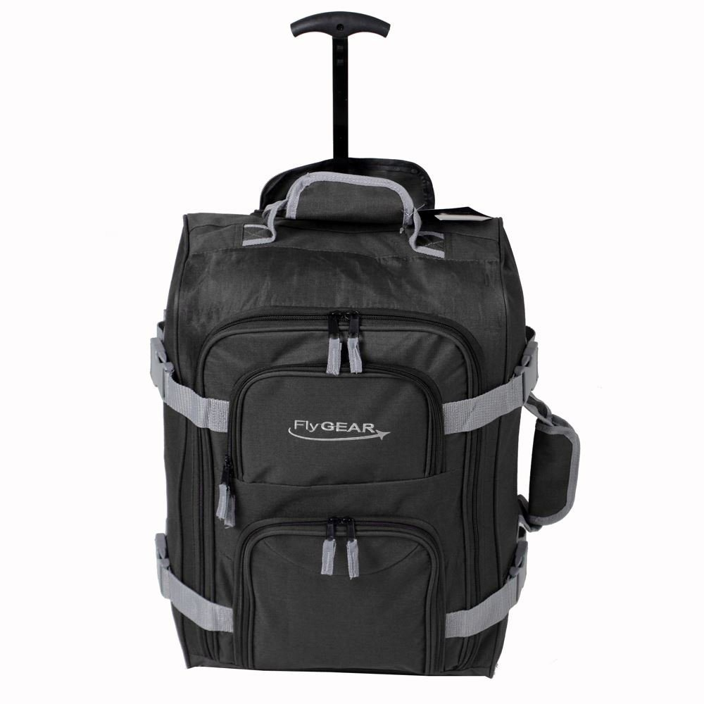 Lightweight Cabin Luggage Hot Item Lightweight Cabin Approved Wheeled Hand Luggage Trolley Travel Bag
