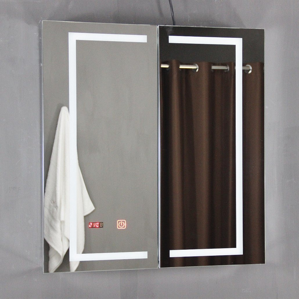 Light Bathroom Mirror China Rectangle Mirror With Light Bathroom Smart Light Led