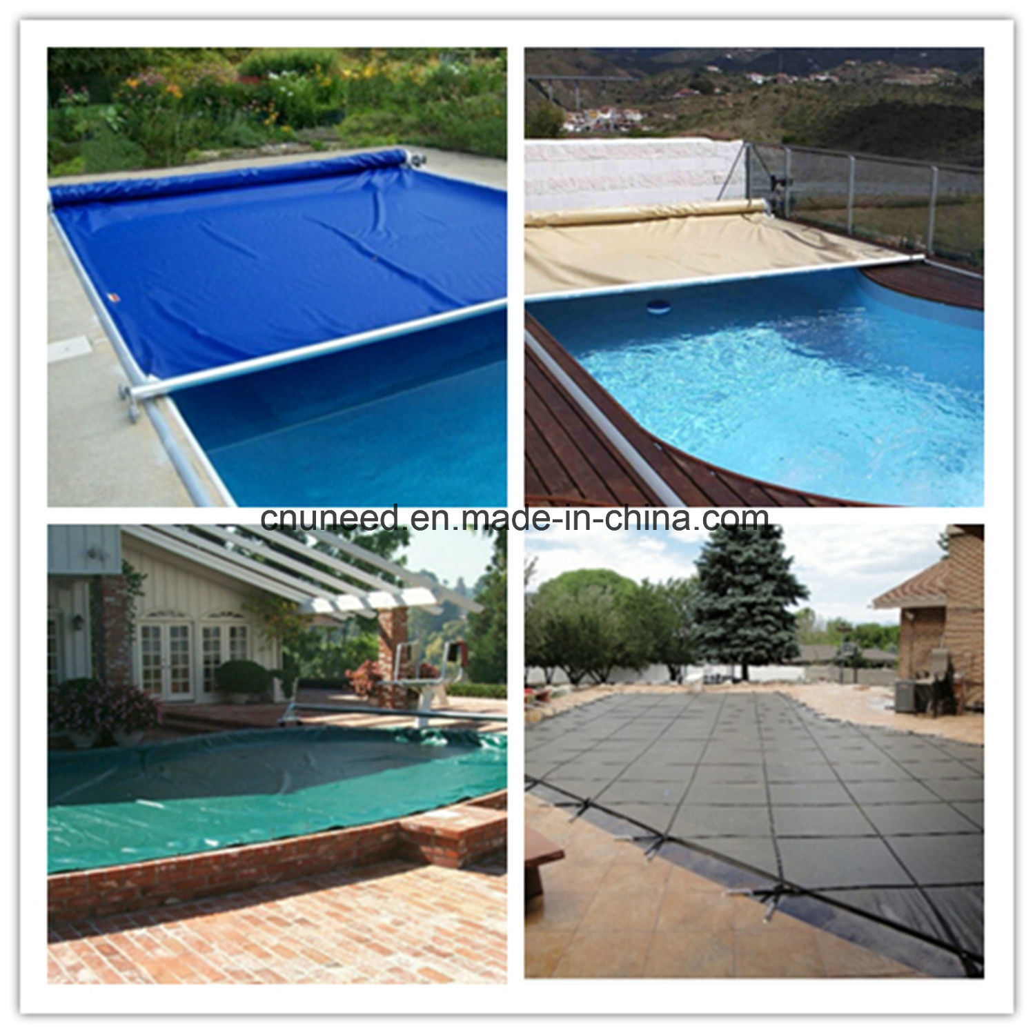 Above Ground Pool Winter Cover China Above Ground Swimming Pool Winter Covers Photos Pictures