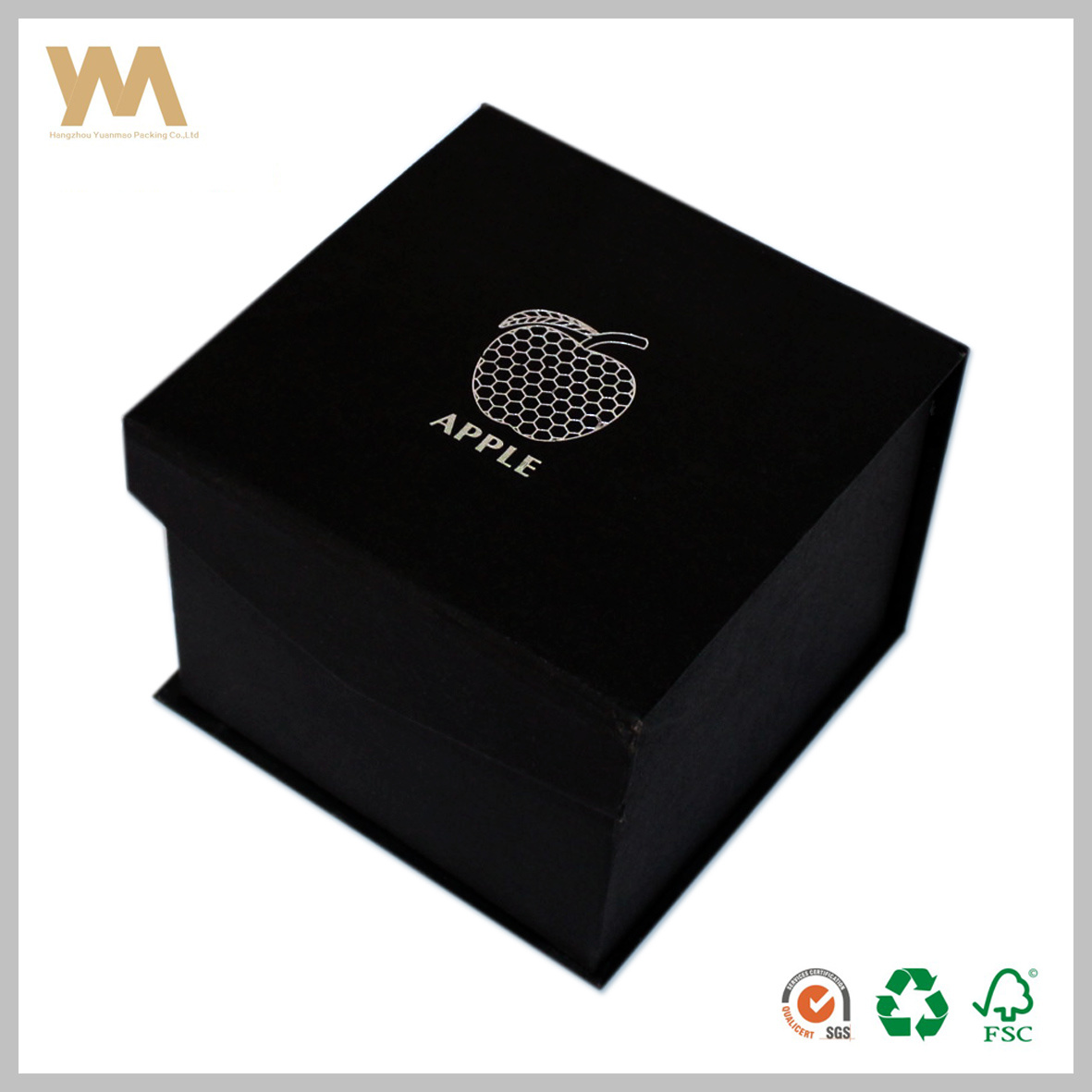 Wholesale Jewelry Packaging Hot Item Quality Wholesale Flip Paper Jewelry Packaging Box