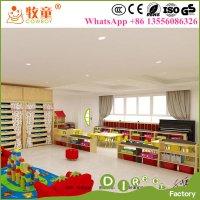 China Children modern Wooden Daycare Furniture / Daycare ...