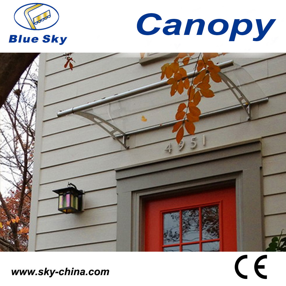 Window Canopy Hot Item Good Waterproof Polycarbonate Window Canopy B900