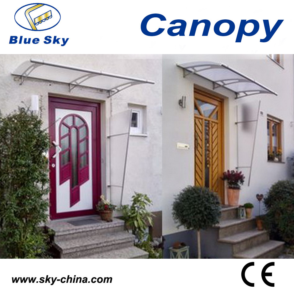 Window Canopy Hot Item High Quality Aluminum Window Canopy With Polycarbonate Sheet