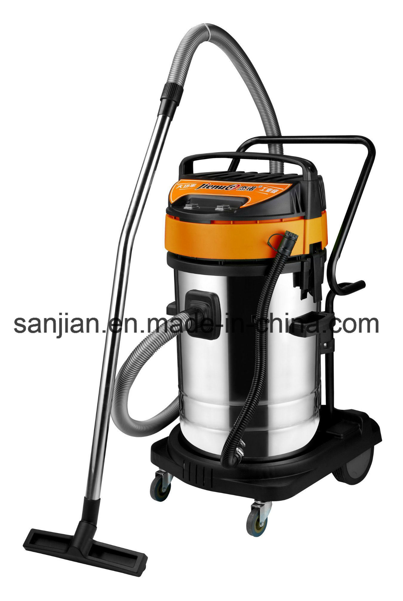 Carpet Cleaning Vacuum Hot Item Jn301 70l 80l Carpet Cleaner Industrial Vacuum Cleaner