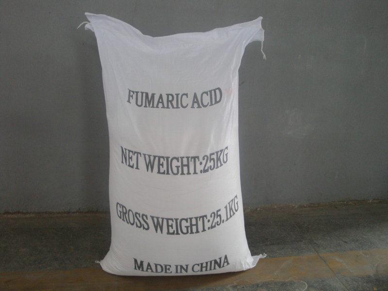 99 Food Grade Fumaric Acid 110-17-18 China Supplier - China Fumaric