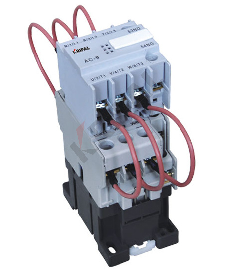 China AC Contactor Switchover Capacitor - China Contactor Switchover
