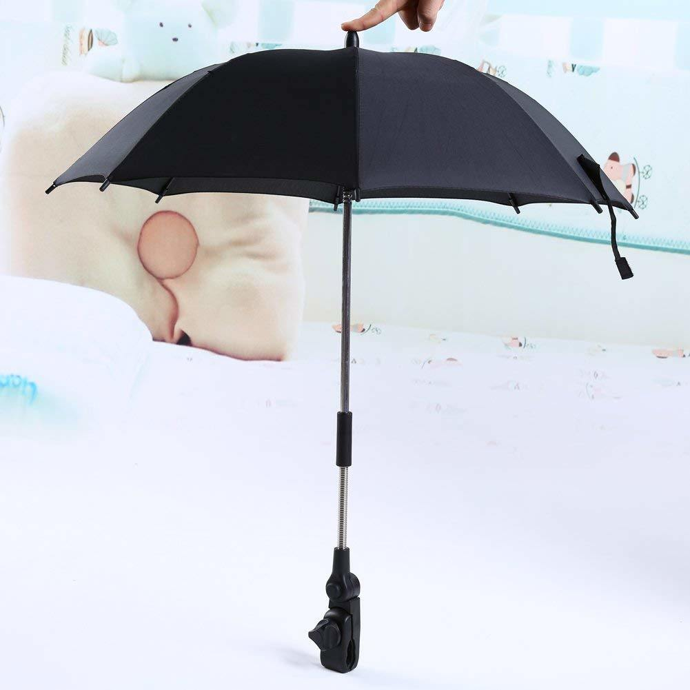 Baby Pram Umbrella China Wheelchair Pushchair Baby Stroller Parasol Rain Sun