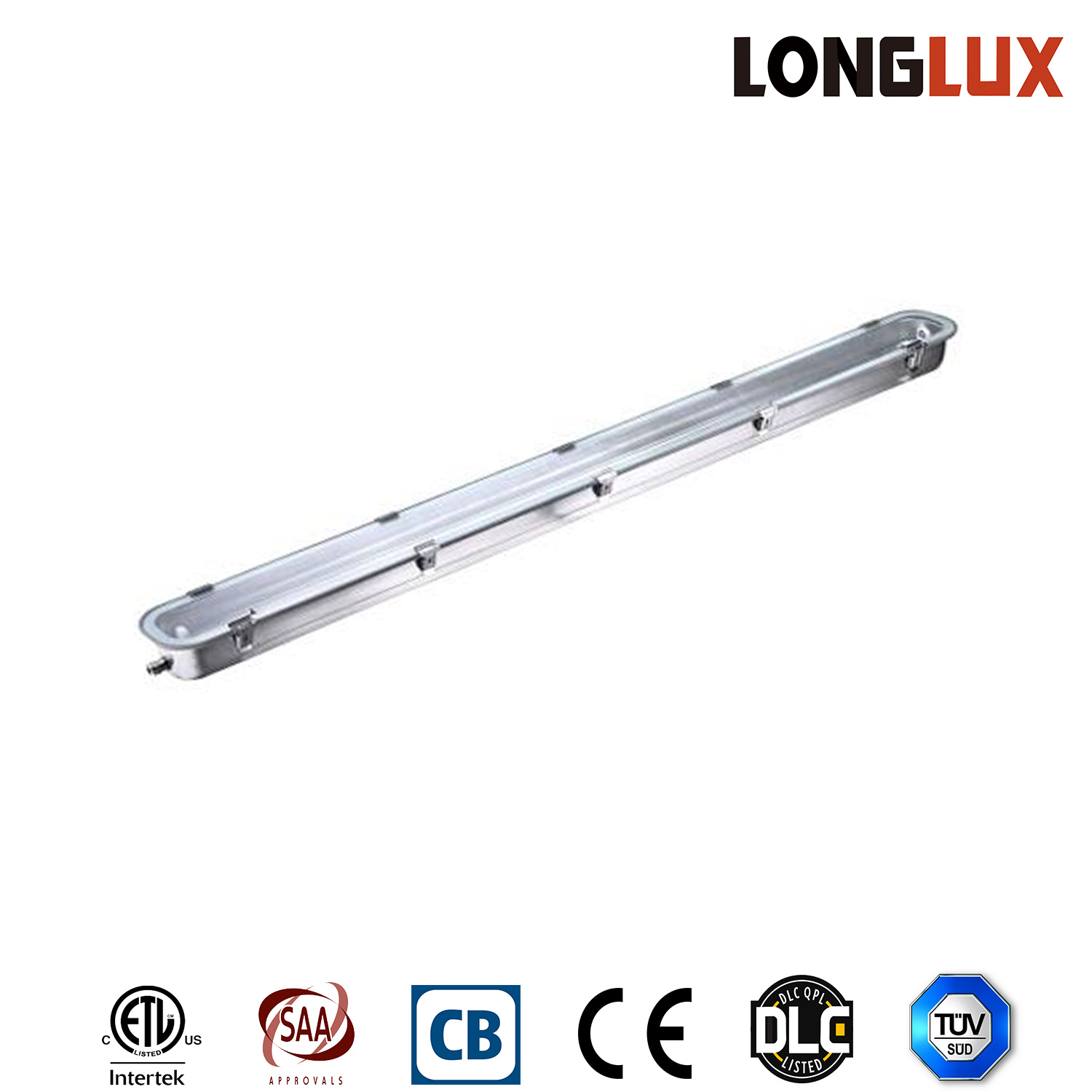 Exterior Led Tube Lights Hot Item 1600mm 1 58w Stainless Steel Waterproof Outdoor Led Tube Linear Light