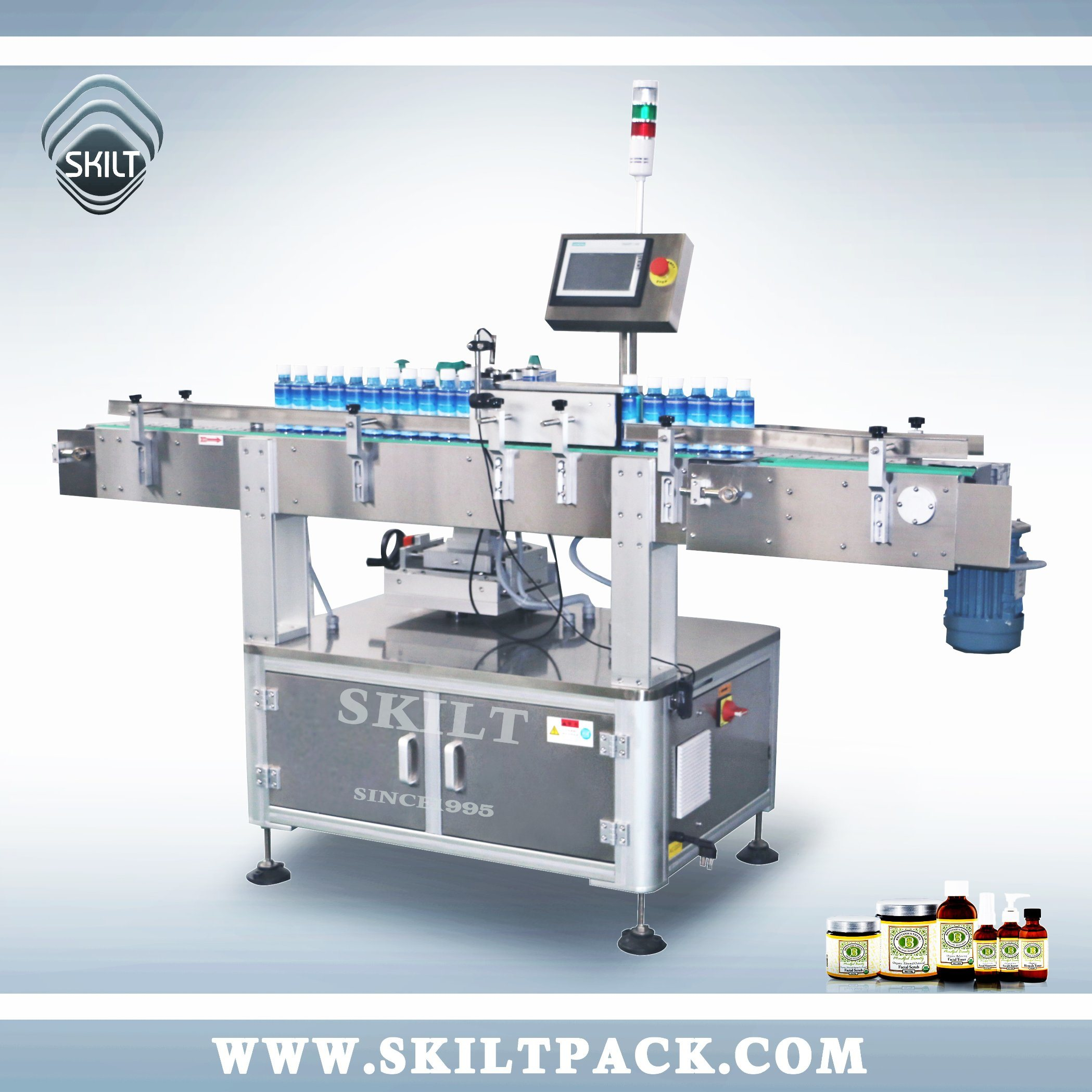 Glass Factory Manufacturer Hot Item Factory Manufacturer For Round Glass Bottle Labeling Machine Price