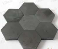 China Bullet Proof Silicon Carbide Plate Sic Ceramic ...