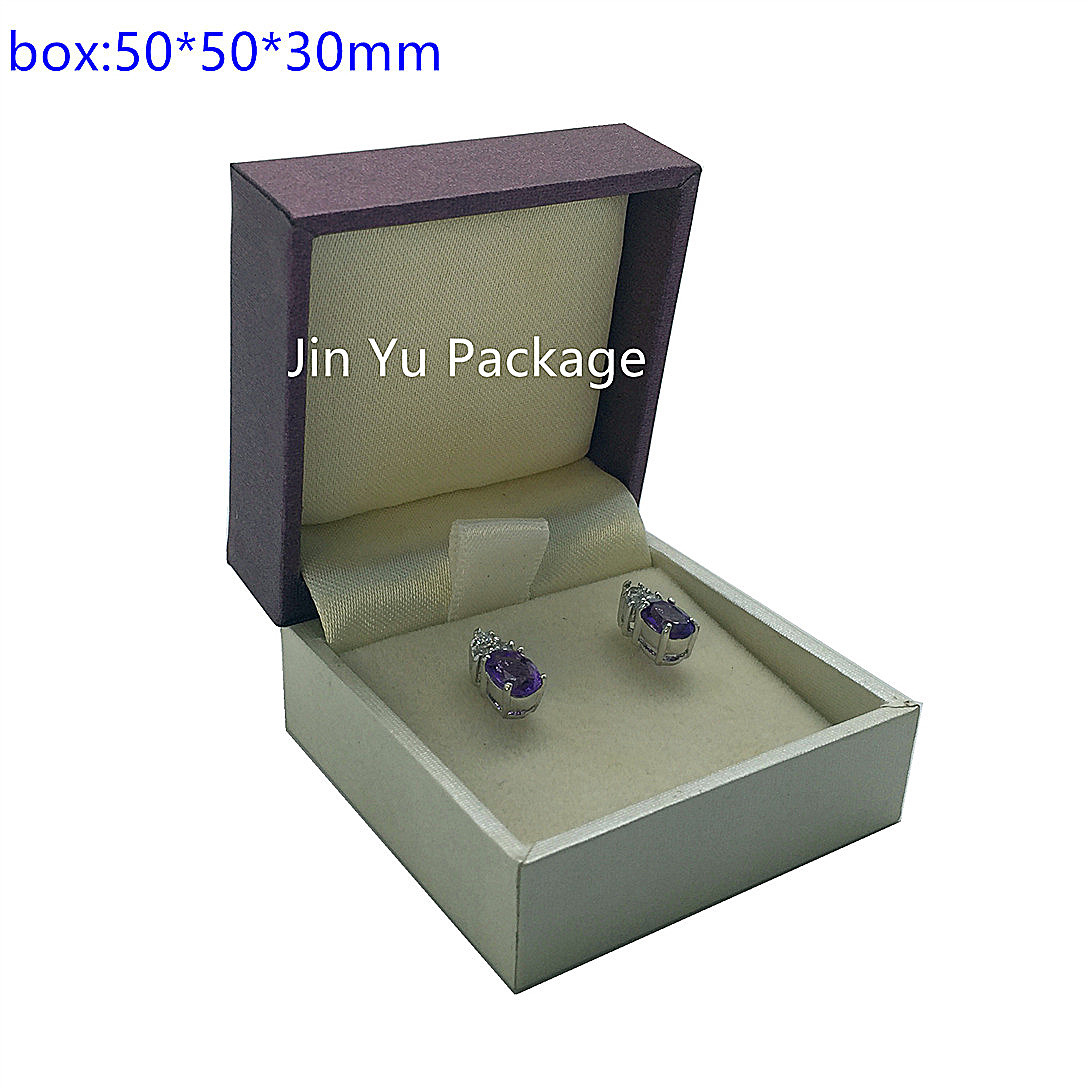 Wholesale Jewelry Packaging China Jy Jb45 Custom Paper Leather Wooden Jewelry Packaging