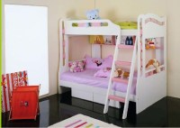 China Children's Bedroom Furniture (J-006) - China ...
