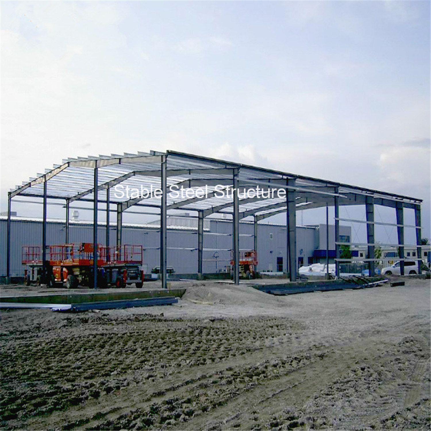 Wholesale Suppliers In Tanzania Hot Item Steel Structures Pre Manufactured Buildings In Tanzania