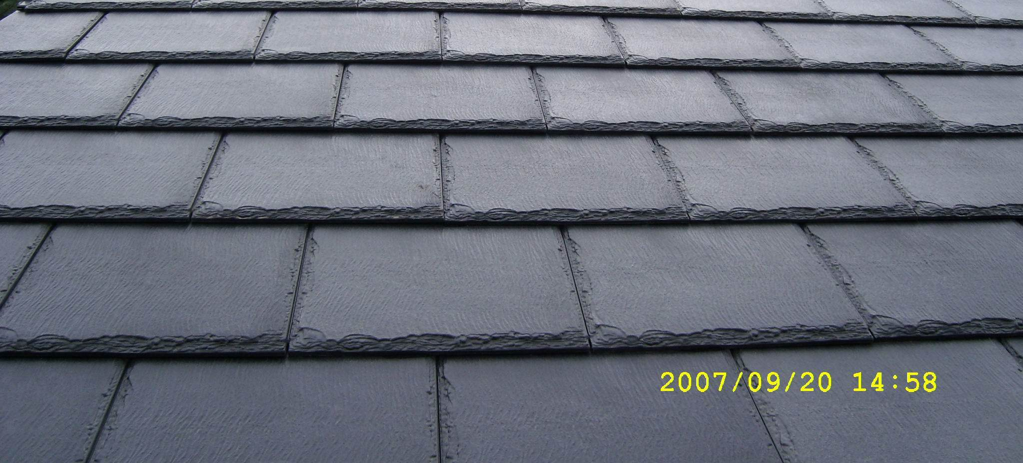 Tile Roof: Slate Tile Roof