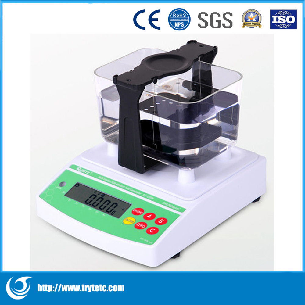 Density Testing Hot Item Precision Solids Densimeter Instrument Density Testing Apparatus