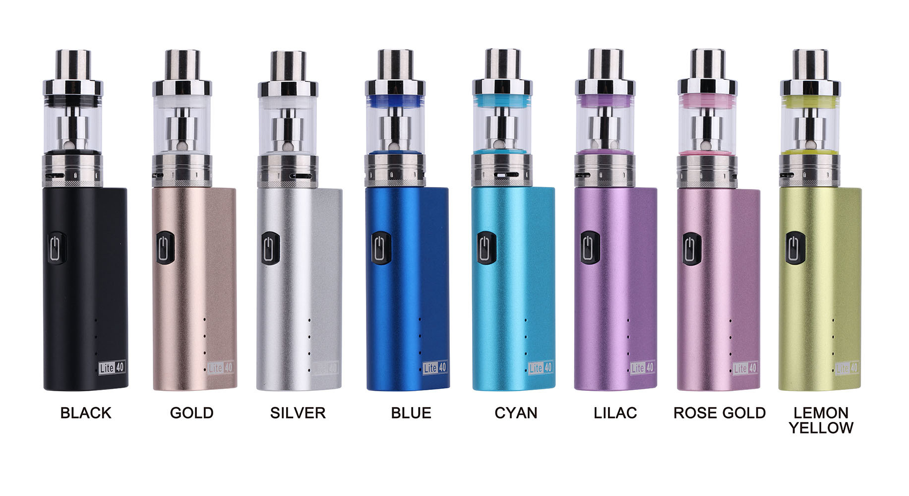 Vaporizer China Suppliers Hot Item 2017 Alibaba Express Rainbow Smoke Electronics Box Mod Jomotech Lite 40 Vape Pen China Supplier