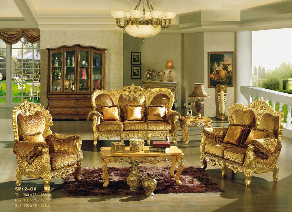 China Living Room Furniture Europe Sofa P45sp12 G