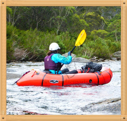 Detailed Oriented Inflatable Packrafts and Ultralight Packraft China