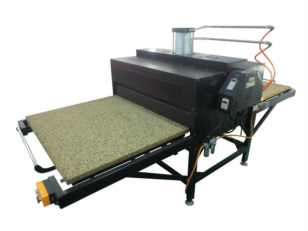 Sublimation Press Hot Item Pneumatic Large Format Sublimation Heat Transfer Press