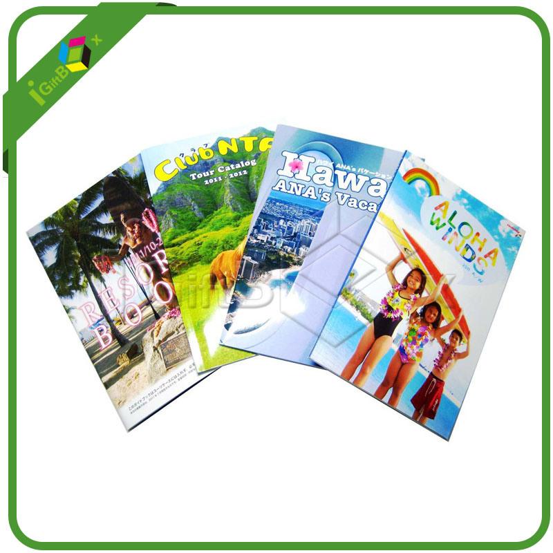 China Professional Pamphlet Leaflet Flyer Booklet Brochure Printing