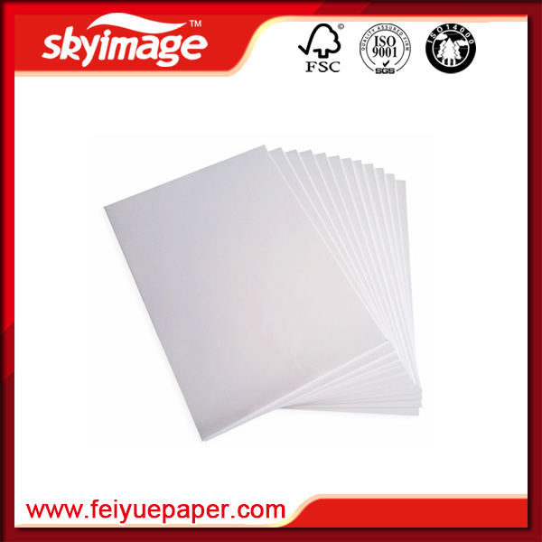 China A4/A3 Sheet Size 100GSM Sublimation Transfer Paper for Mouse