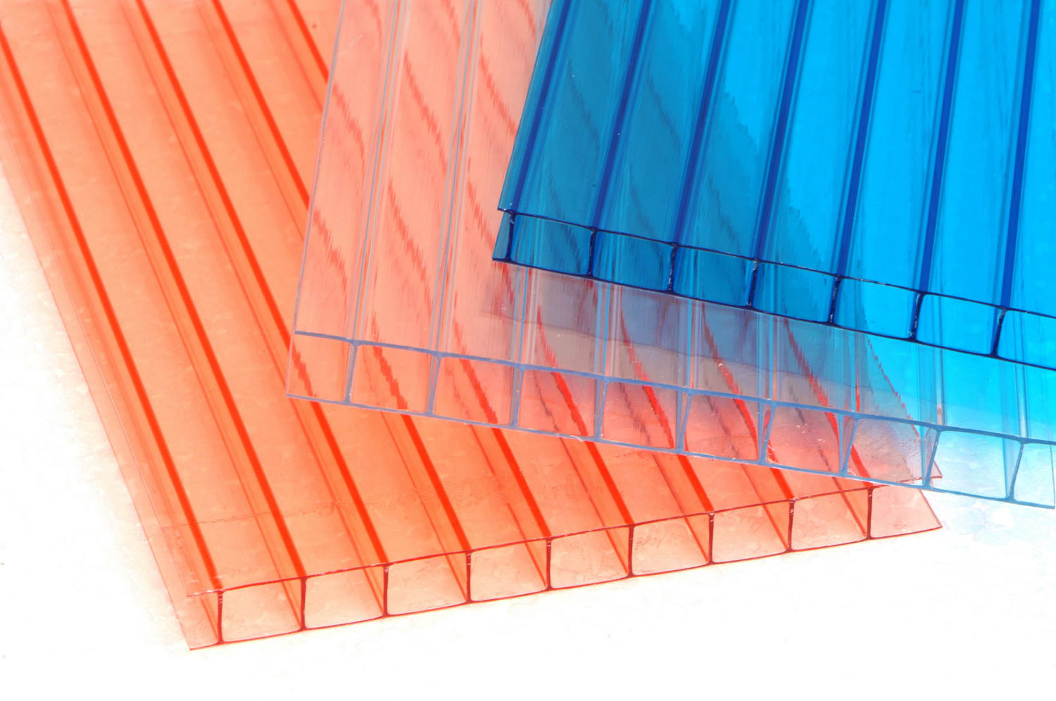 Atap Jemuran Transparan China Polycarbonate Sheet Hollow China Polycarbonate Sheet