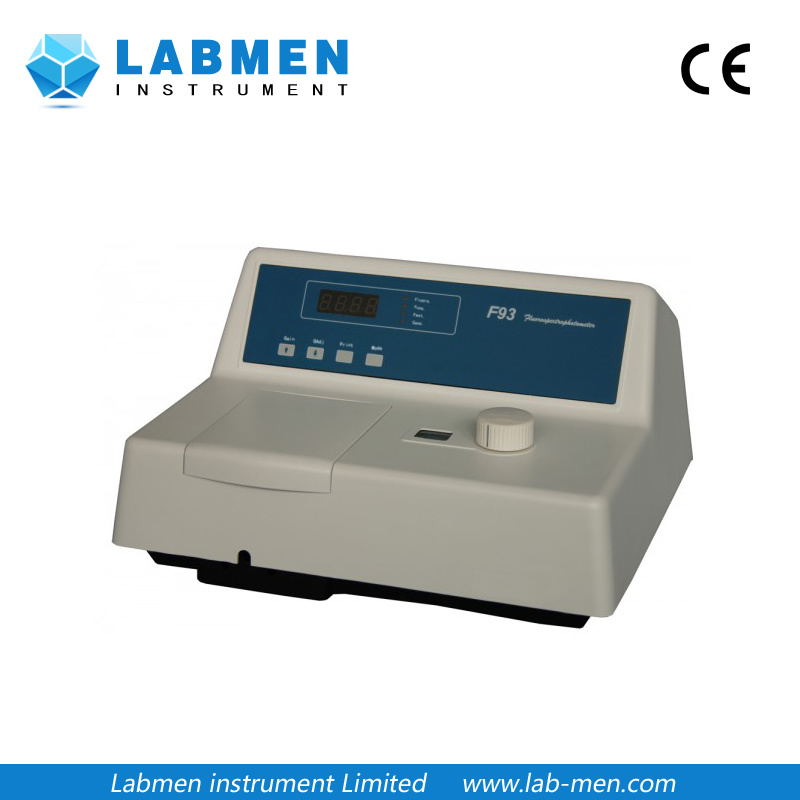 China High Sensitive Fluorescence Spectrophotometer with RS232