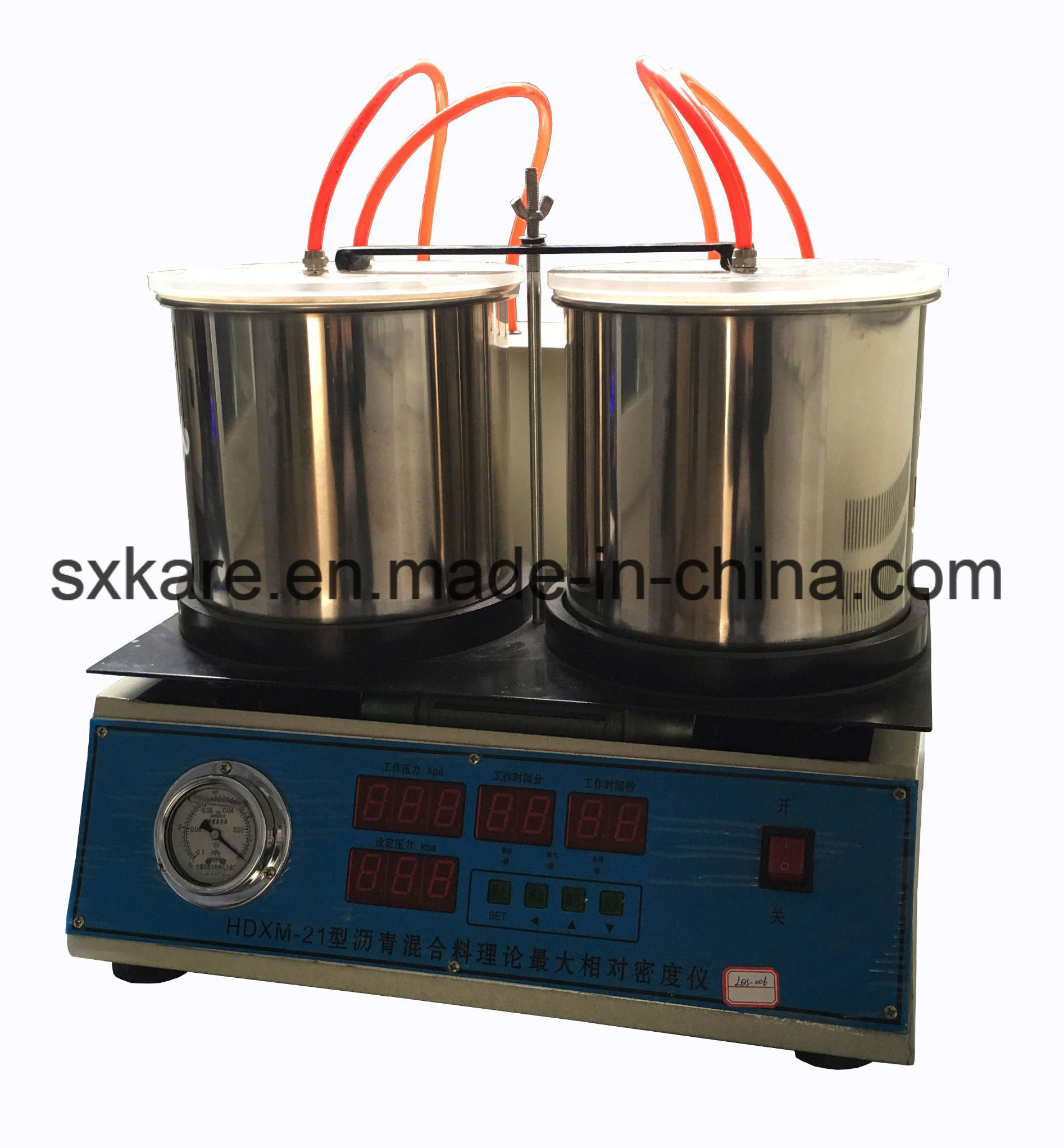 Density Testing China Asphalt Mixture Maximum Theory Density Testing Equipment