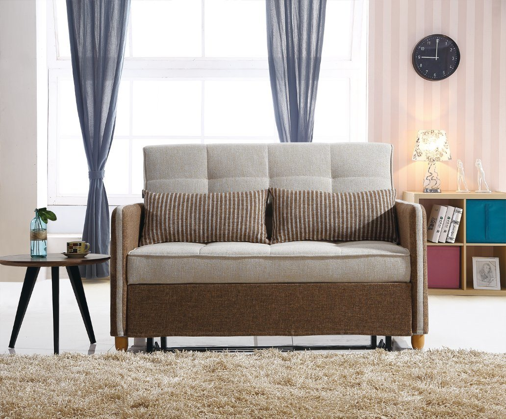 Sofa In Home Office Hot Item Fabric Section Leisure Modern Home Office Sofa Bed