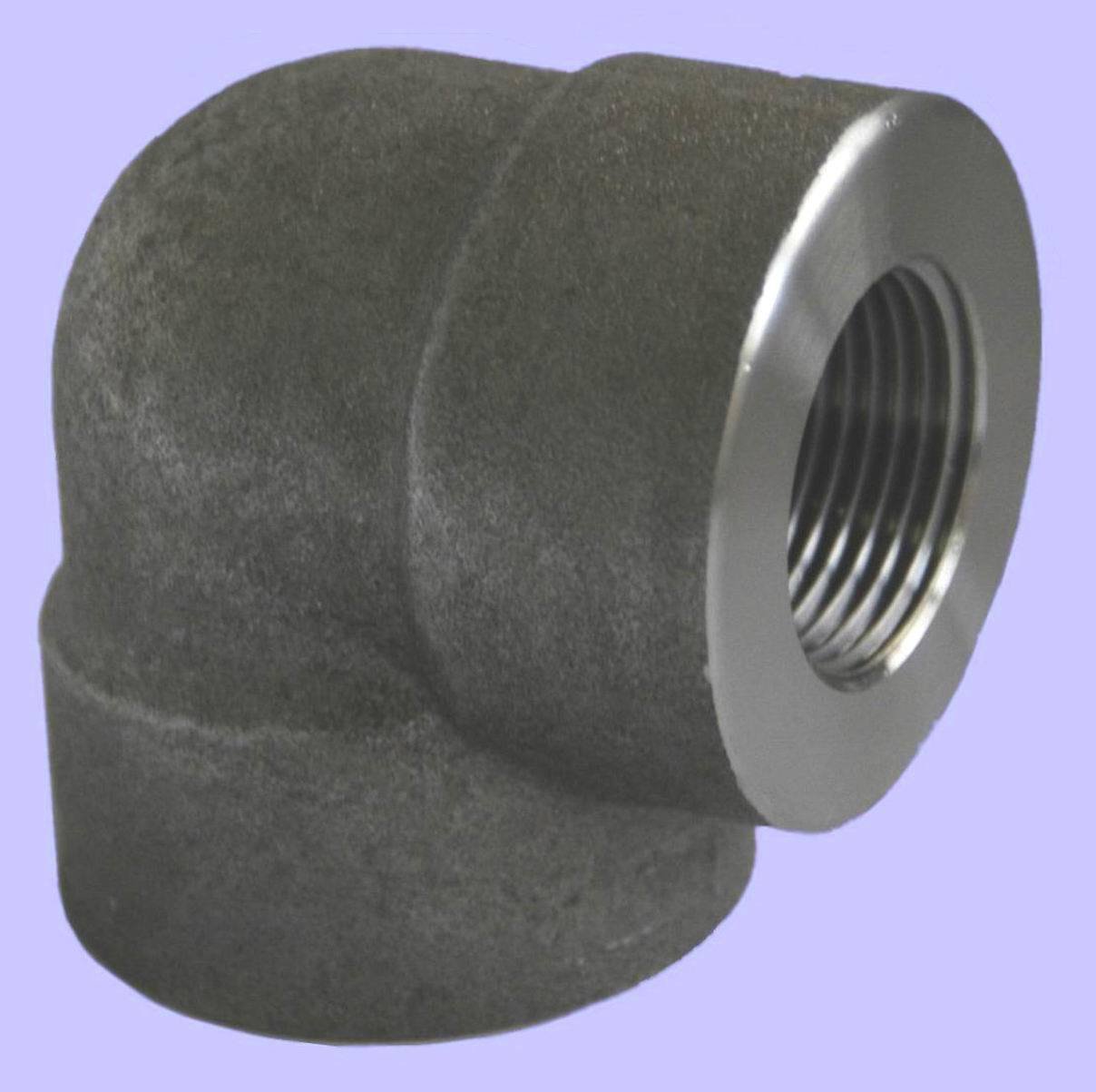 China Forged Steel Pipe Fitting