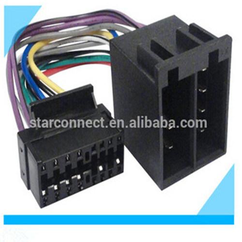 China Kenwood 16 Pin Car Stereo Wiring Harness - China 16 Pin Wiring