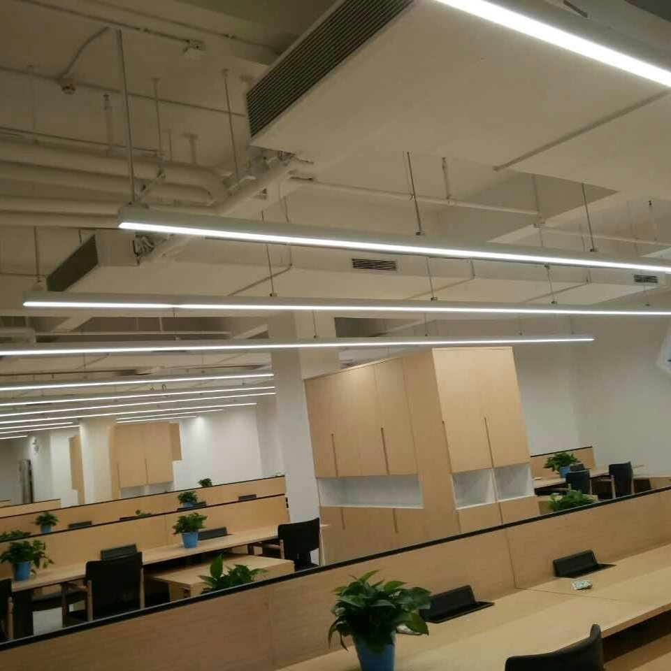 Led Office Lights China Office Lighting Ceiling Hanging Light Led Linear Lights