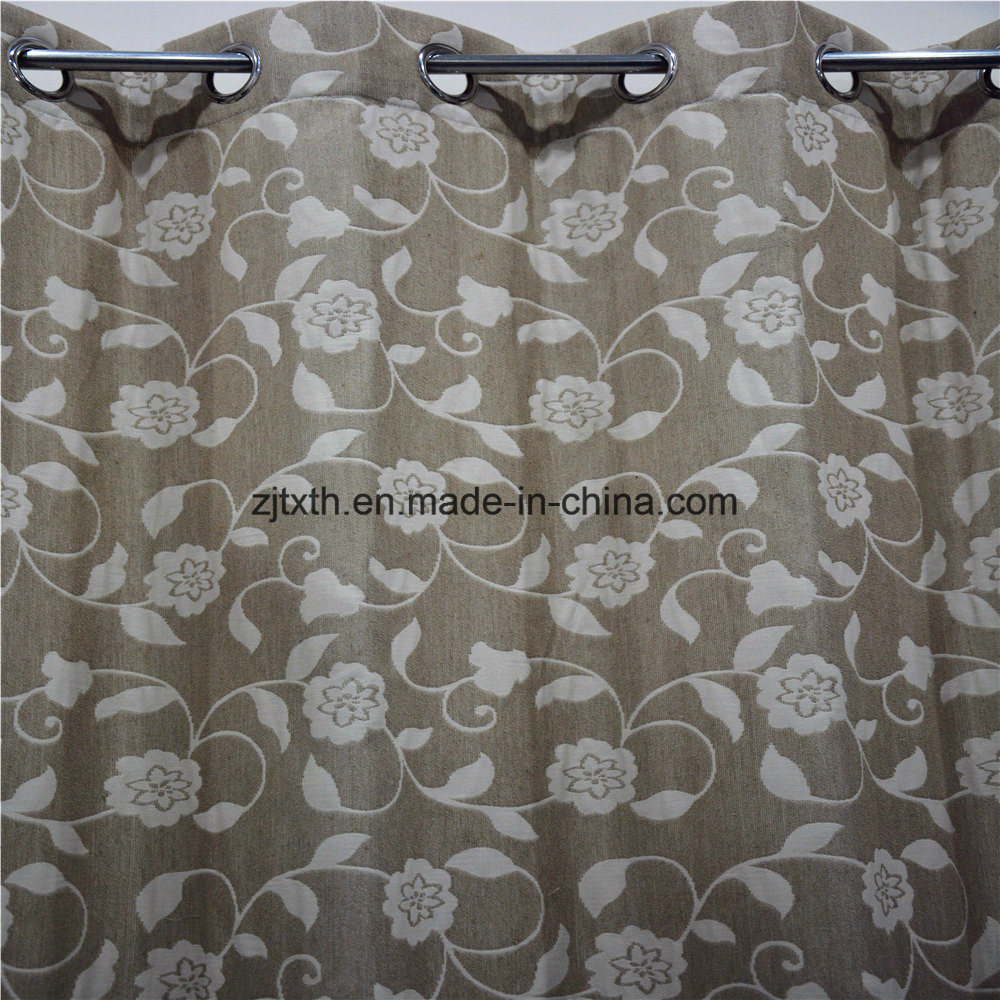 Curtain Fabric Wholesale China Popular Style Jacquard Curtain Fabric Wholesale From China