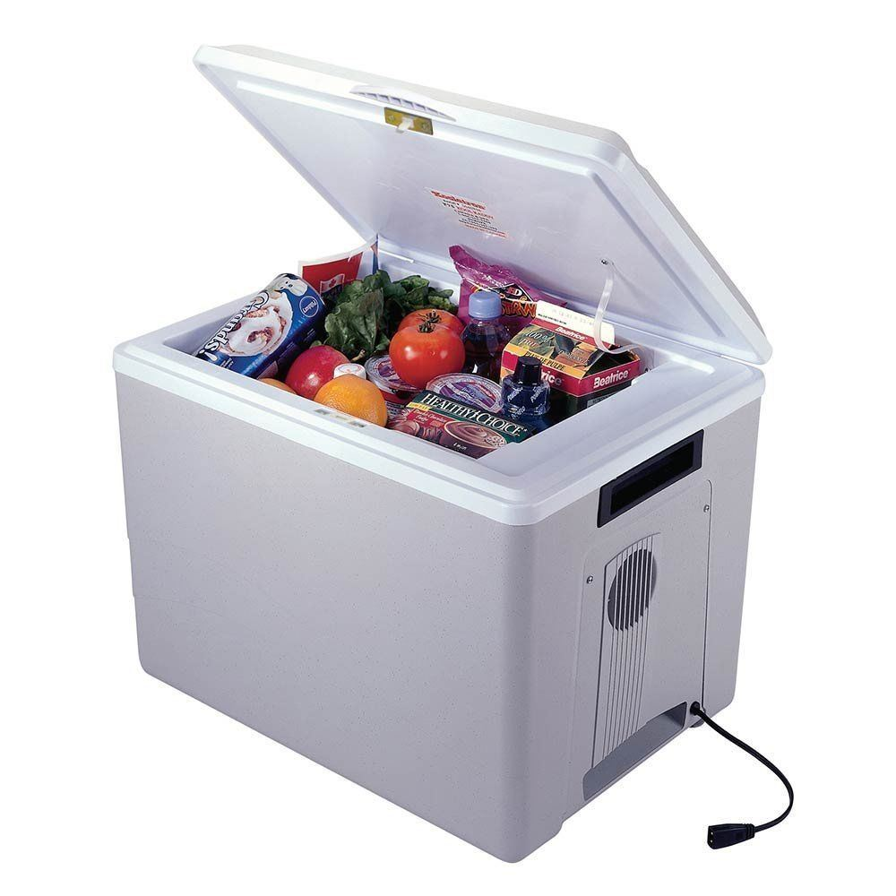 Small Portable Fridge Hot Item Travel Cooler Warmer 36 Quart Car Mini Fridge Portable 12v Truck