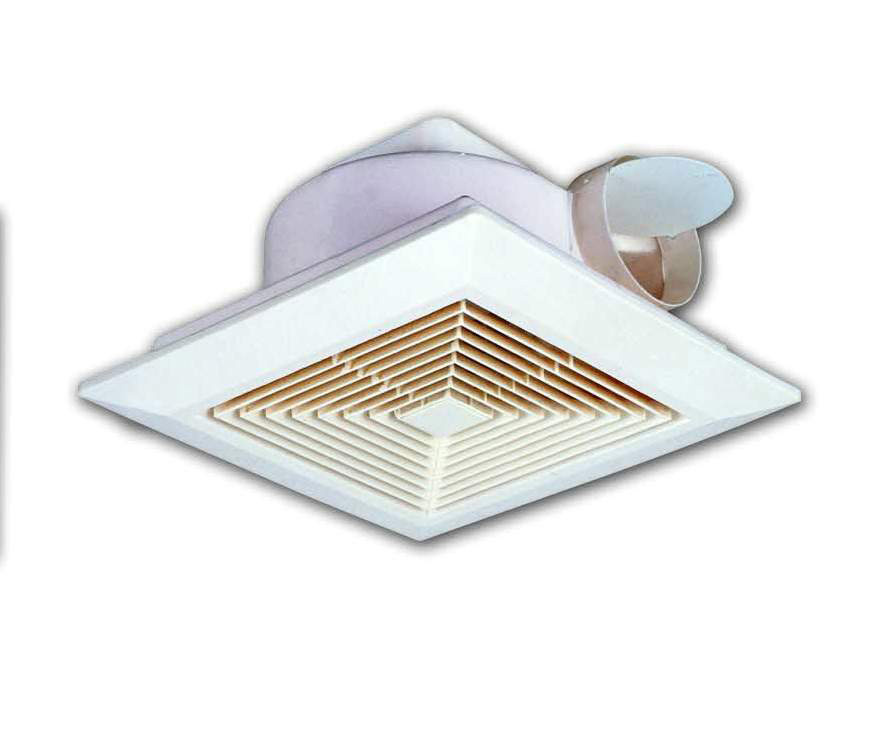 """China 8""""/10"""" Ceiling Exhaust Fan (SET"""
