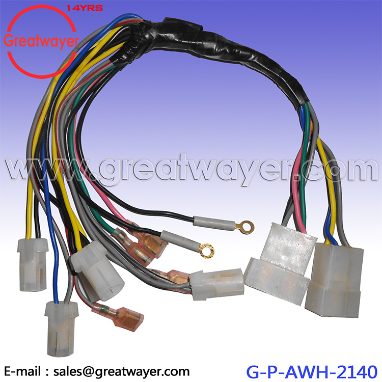 How Made Is A Tractor Wiring Harness Wiring Diagram
