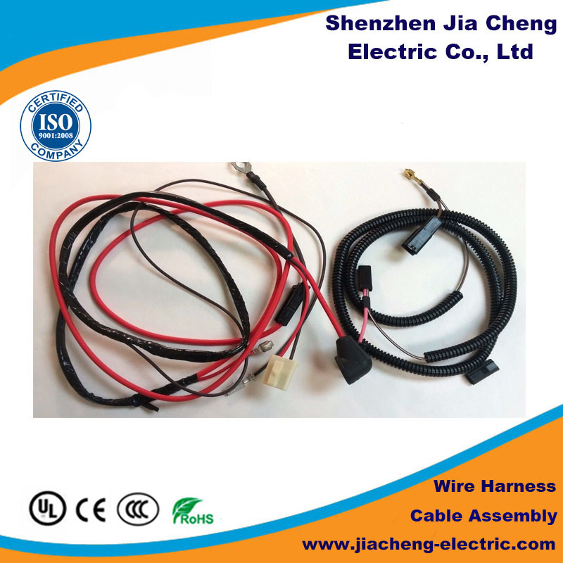 Quick Disconnect Wiring Harness Wiring Diagram
