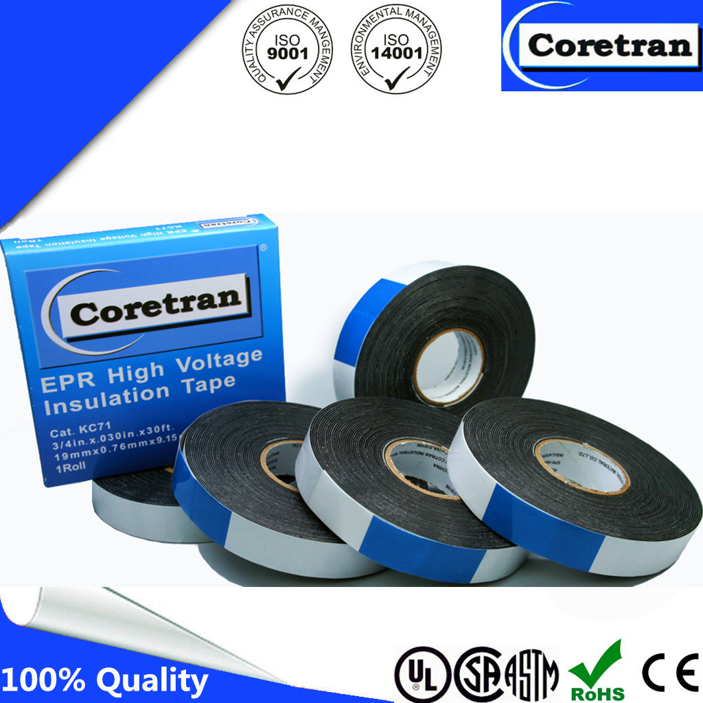 Splicing Tape Hot Item Cotran Rubber Splicing Tape Use In Solid Dielectric Cable Insulation