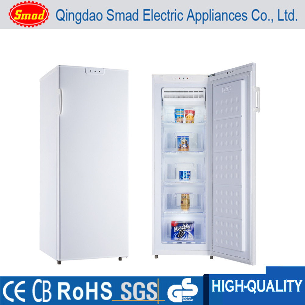 No Frost Hot Item Single Door Freezer Deep Upright Freezer No Frost Freezer