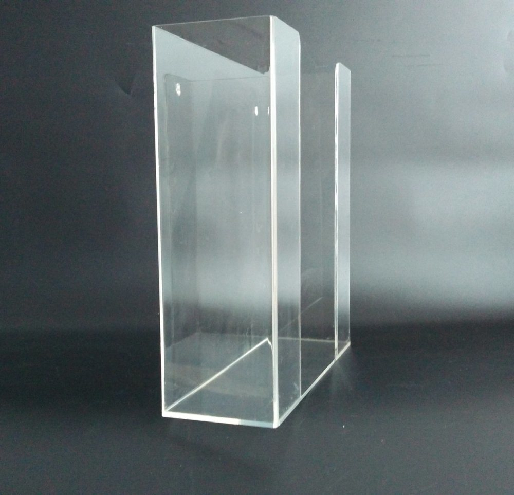 Wall Mounted Display Case Hot Item Custom Clear Acrylic Wall Mount Display Case