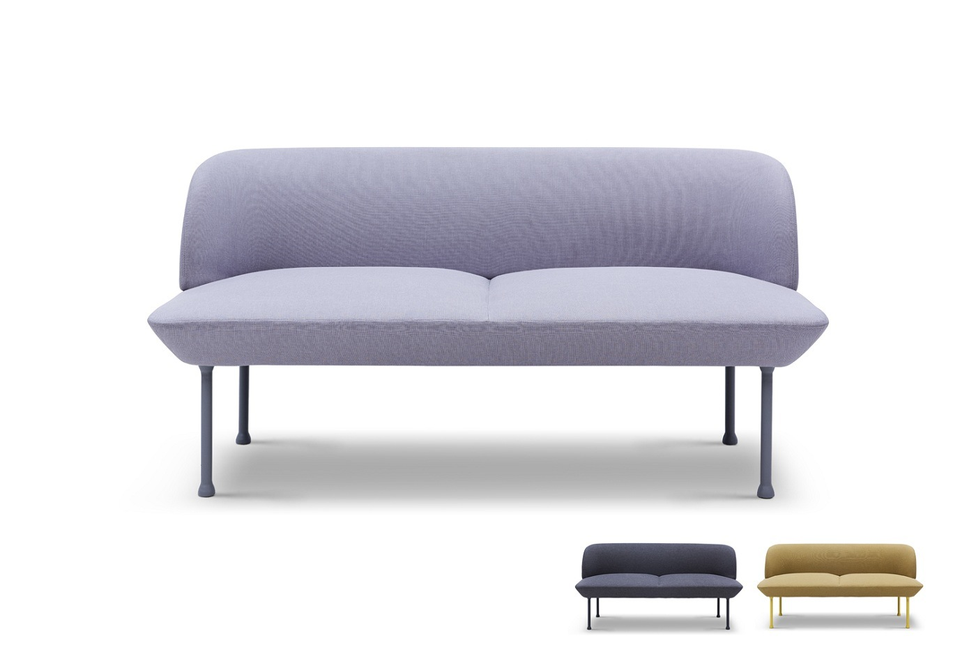 Muuto Oslo Sofa Hot Item Long Leg Chair Muuto Oslo Two Seater Sofa European Style