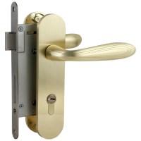 China Locks / Lever Door Handle Lock Set (10106632 ...