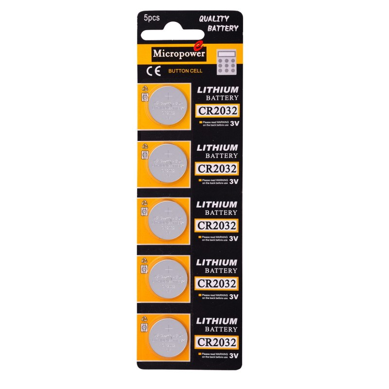 Large Of Cr2025 Battery Walmart