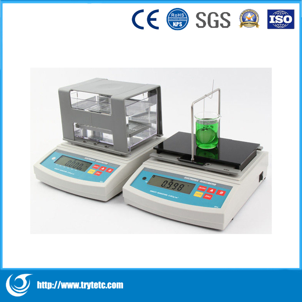 Density Testing Hot Item Density Testing Machine Density Hydrometer Electronic Hydrometer For Solids Adn Liquids