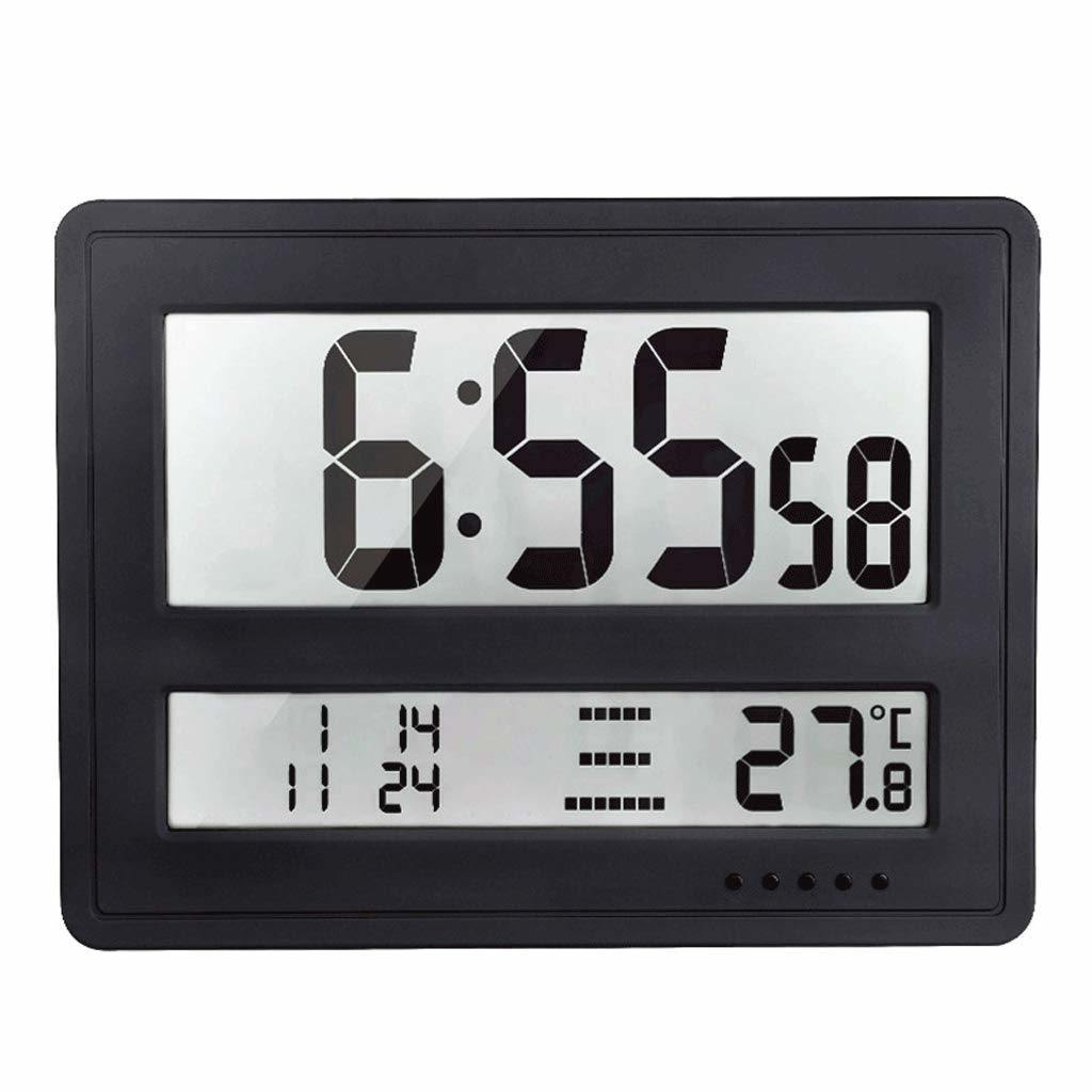 Simple Modern Alarm Clock China Simple Modern Electronic Wall Clock Living Room Led Digital