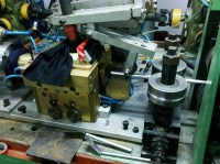 China Stainless Steel Pipe Making Machine, Tube Mill ...